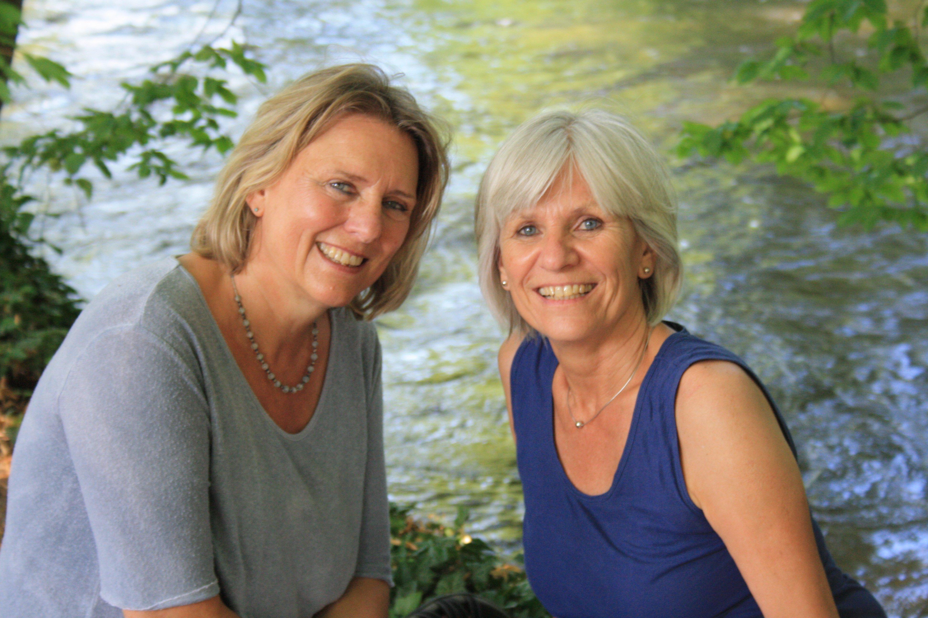 Helga Segatz & Gabi Kreusch