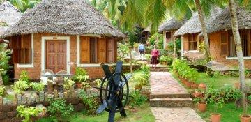 Bild zu Manaltheeram Ayurveda Beach Village | Indien