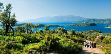 Inselaussicht Pilion